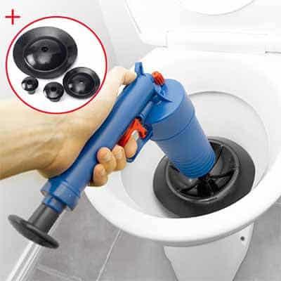 déboucheur à pompe pour déboucher canalisation
