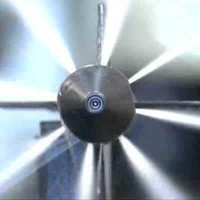 lance haute pression pour déboucher une canalisation