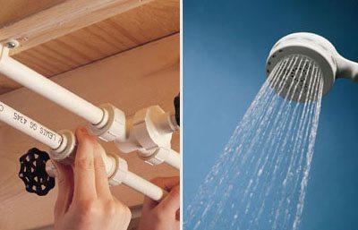 controle fuite d'eau