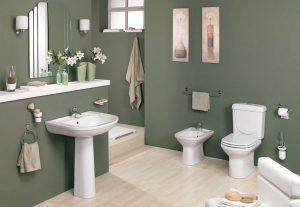 Installation sanitaire salle de bain