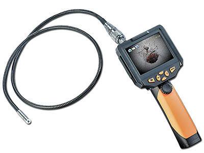 Inspection canalisation avec caméra endoscopique