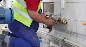 réparation fuite canalisation par un plombier