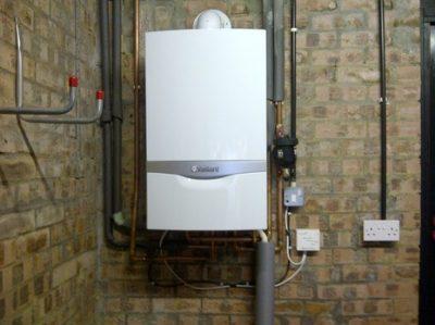 Installation Boiler
