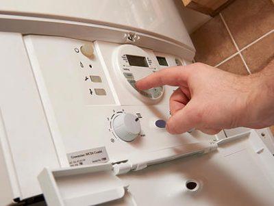 Reglage du termostat de la chaudière