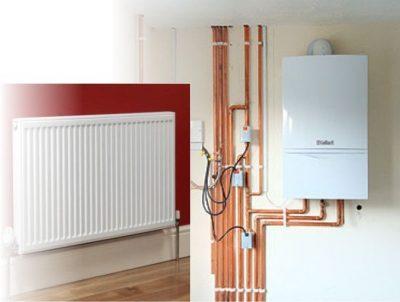 Installation chauffage et chaudière