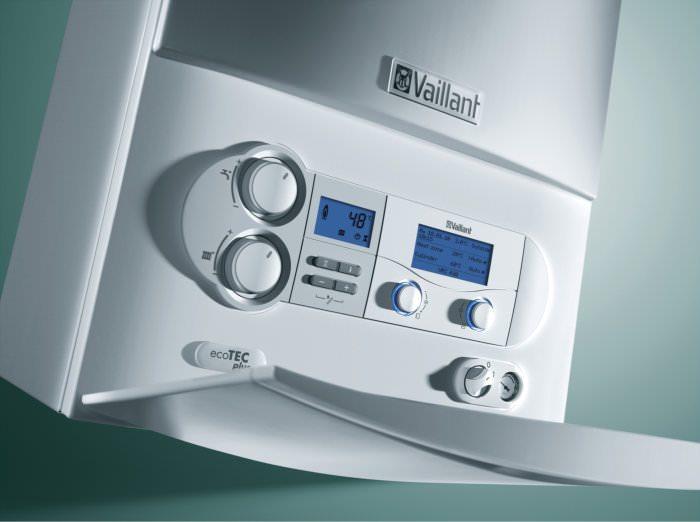 Nouveau model de chauffe eau Vaillant