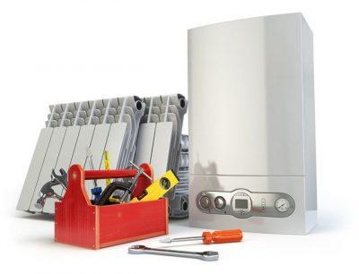 Les outils de réparation de la chaudière