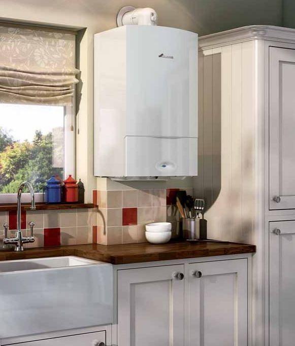 Placement du chauffe eau dans la cuisine