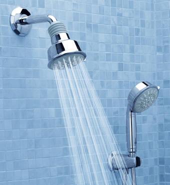 placement douche salle de bain
