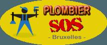 plombier sos bruxelles logo